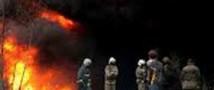 Окурок стал причиной взрывов на полигоне под Оренбургом