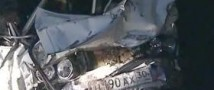 Авария в Астраханской области: погибли восемь человек