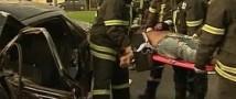 Авария парализовала движение по Волгоградке