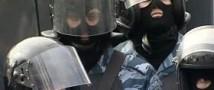 На тренировочной базе ОМОН-а обнаружен снаряд с взрывателем