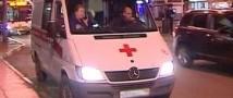 Крупная авария на Садовом кольце: столкнулось 6 машин
