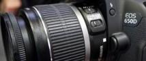 Новинка от компании Canon- зеркалка EOS-650D