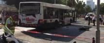 За взрыв автобуса в Тель-Авиве ХАМАС не взял ответственность