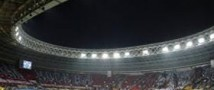 После матча Спартак-Барселона двое фанатов ударили сотрудника полиции