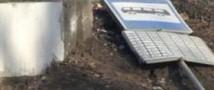 ДТП в Омске: пьяный водитель сбил двоих на автобусной остановке