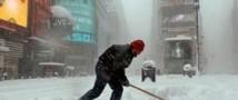 Снегопады и аномальные холода привели к гибели более чем двадцати человек в Европе