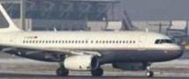 Пассажирский рейс А-319 вернулся в «Шереметьево» с неисправным двигателем