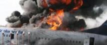 Крушение транспортного самолета в Конго