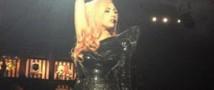 Леди Гага дала первый концерт в столице