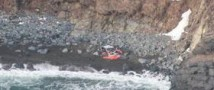"""У Шантарских островов найдены вещи моряков с сухогруза """"Амурская"""""""