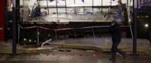 В торговом центре в Китае лопнул аквариум с акулами