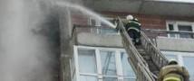 Натяжные потолки стали причиной взрыва в доме