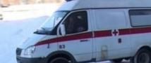ДТП в Красноярском крае: перевернулась цистерна с кислотой