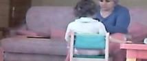 В Пензенской области родители засняли няню, которая издевалась над их дочерью
