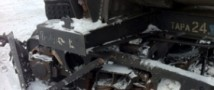 В Якутии сошли с рельсов три цистерны с дизельным топливом