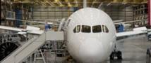 Компанией Boeing приостановлены поставки лайнеров Dreamliner