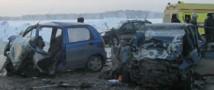 На Тюменском тракте произошла авария