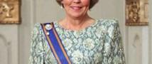 От своего престола отреклась королева Нидерландов