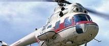 Спасатели не могут найти Ми-2, упавшего под Рязанью