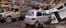 Увеличилось число жертв терактов в Пакистане
