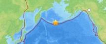 Землетрясение магнитудой шесть баллов у берегов Аляски