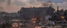 Кортеж премьера Египта был забросан камнями на площади Тахрир