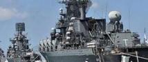 Министерство обороны оставит в Средиземном море корабли ВМФ