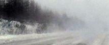От внешнего мира Усть-Камчатск отрезал мощный снегопад