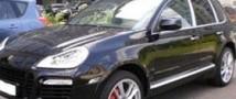 В столице задержали лихача на Porsche