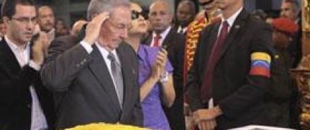 Власти Венесуэлы отказались вести в Россию тело Уго Чавеса для бальзамирования