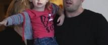 Дочь Бена Аффлека был напугана папарацци