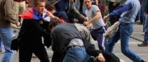 Дагестанцы подрались с армянами