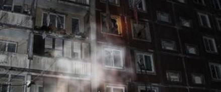 В Петербурге взорвался жилой дом.