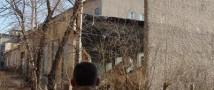 В Чите рухнул спортзал ФСБ России.