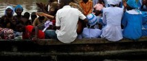 У берегов Нигерии затонуло судно: погибло 45 человек.