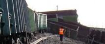 В Забайкалье было восстановлено движение поездов
