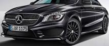 Mercedes-Benz GLA получил фары с лазерными проекторами