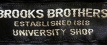 Открытие магазина Brooks Brothers
