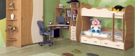 Рынок детской мебели в России терпит кризис