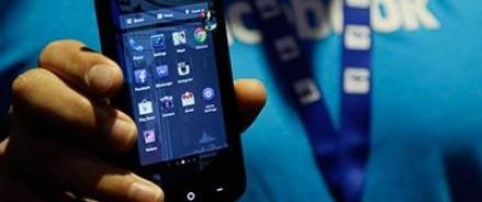 В США поступил в продажу телефон Facebook