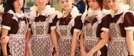 Россия оденет школьников в элитную форму