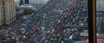 Лишение водительских прав за пробки?