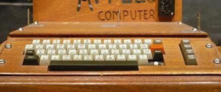 Компьютер Apple I был продан на 641,4 тыс. долларов