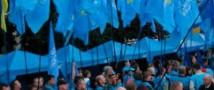 В столице Украины на «Антифашистский марш» вышло 40 тысяч человек.
