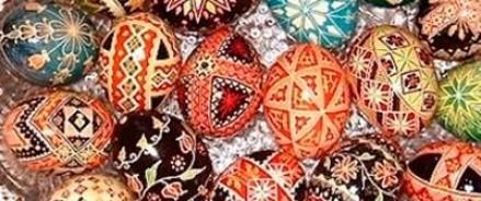 Выставка Пасхальный праздник