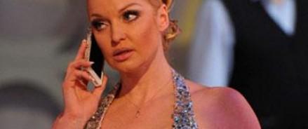 Волочкова опозорилась откровенным нарядом на детском концерте