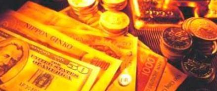 Публикация США данных о безработице вызвало обвал цен на золото