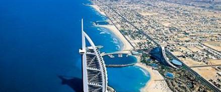 Полиция Дубаи будет разъезжать на электрокаре