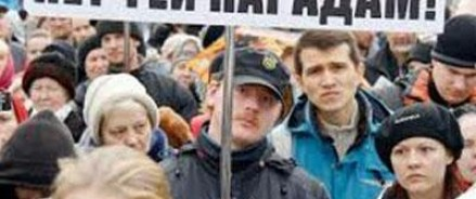 В Петербурге ОМОН защитили геев