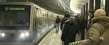 График московского метро сбился из-за нового поезда